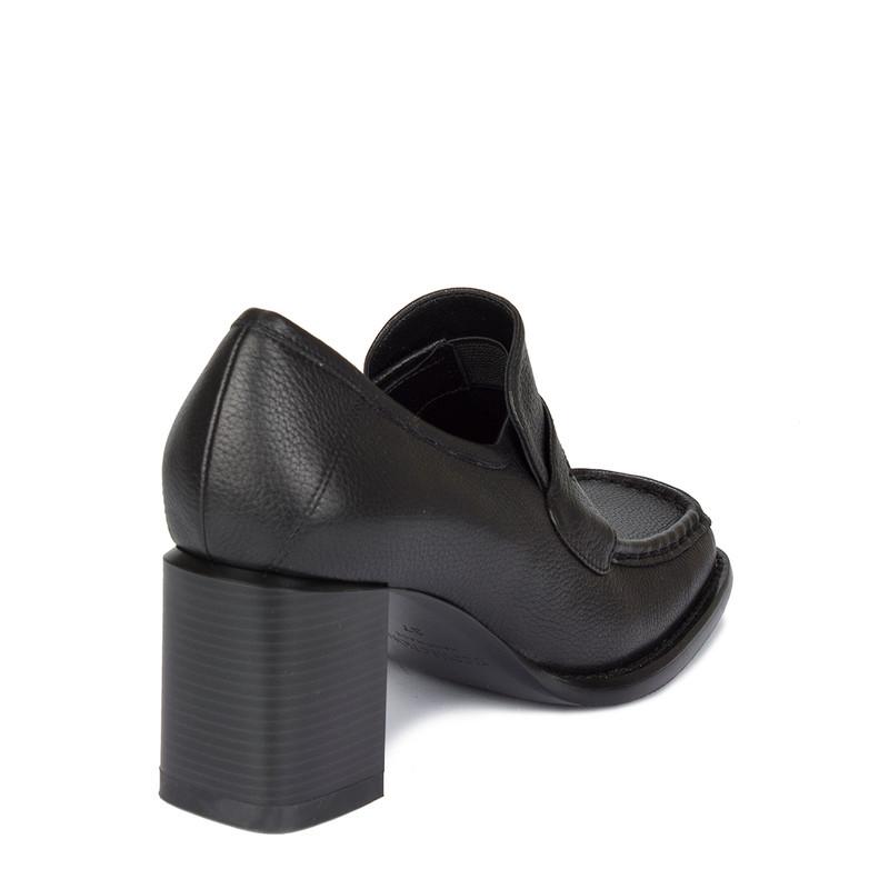 Women's Black Preppy Shoes  GF 5268810 BLI