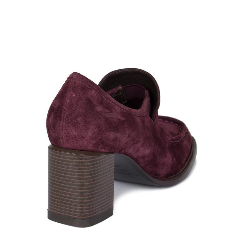 Women's Blackberry Suede Shoes GF 5268810 DVS