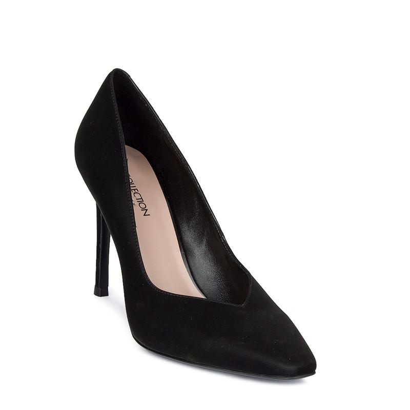 Women's Black Stiletto Heels GF 5288810 BLN