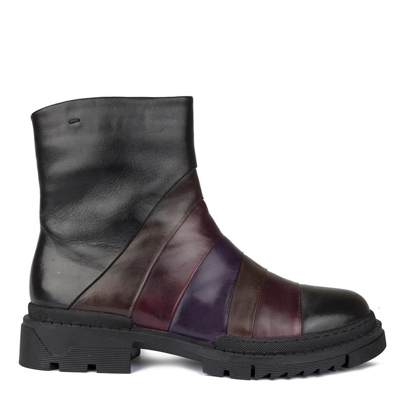 Women's Glove Leather Sheepskin Boots GP 5522810 BLM