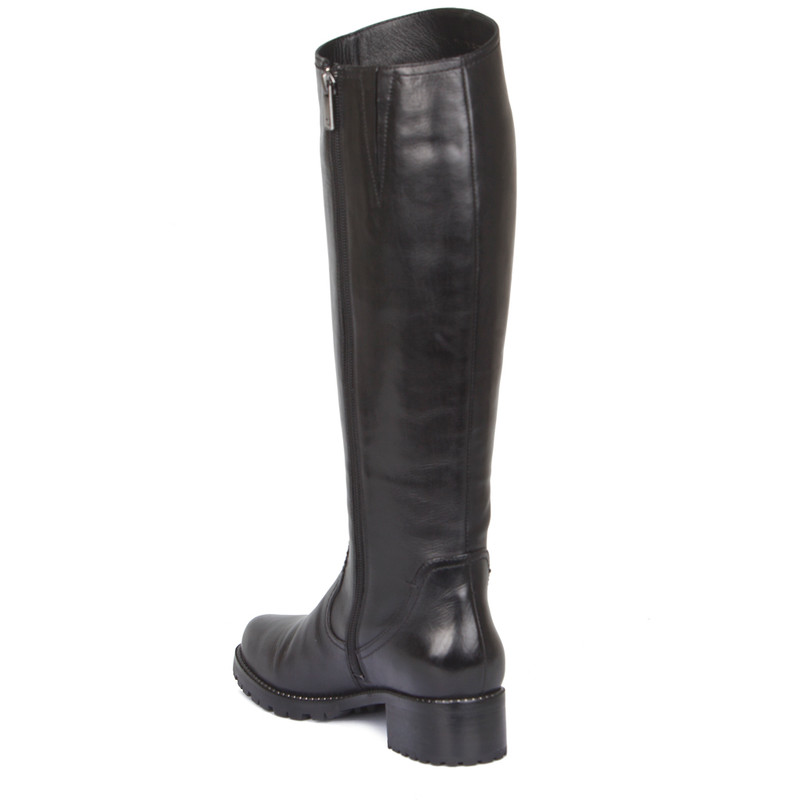 Women's Tall Leather Boots GP 5624919 BDA