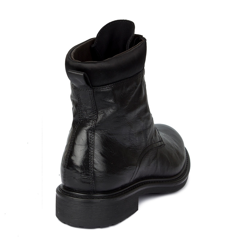 Women's  Washed Leather Boots MP 5317110 BLZ