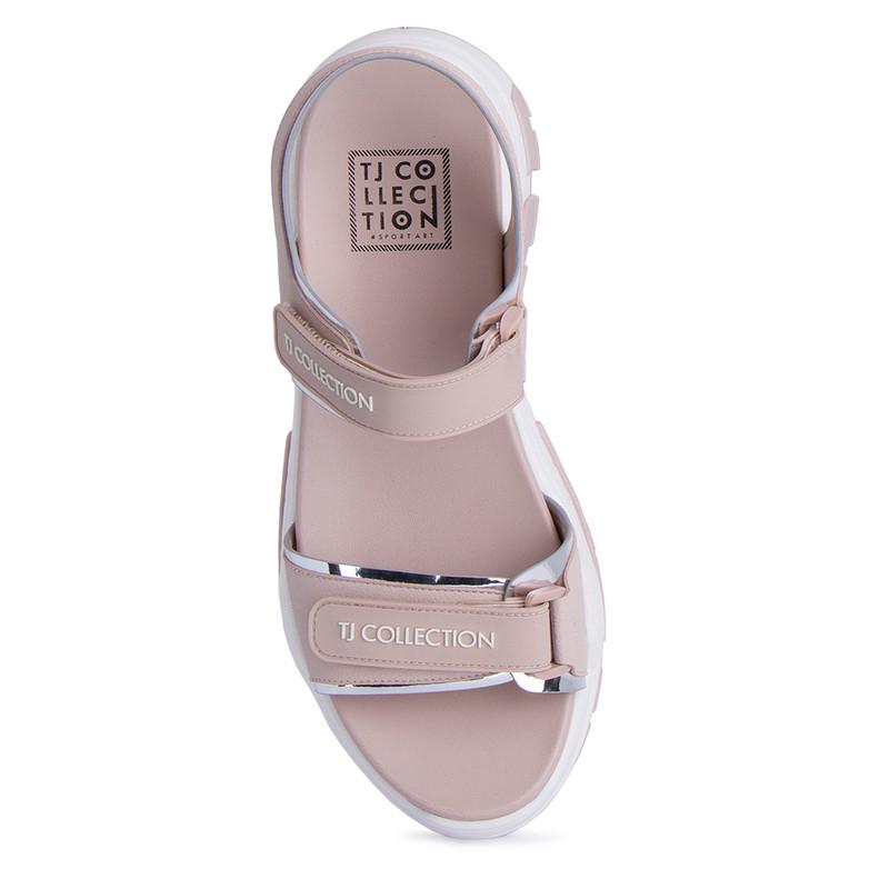 Women's Powder White Sandals GF 5129921 PNA