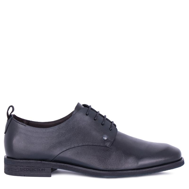Men's Classic Dark Blue Derbies GL 7214911 NVA