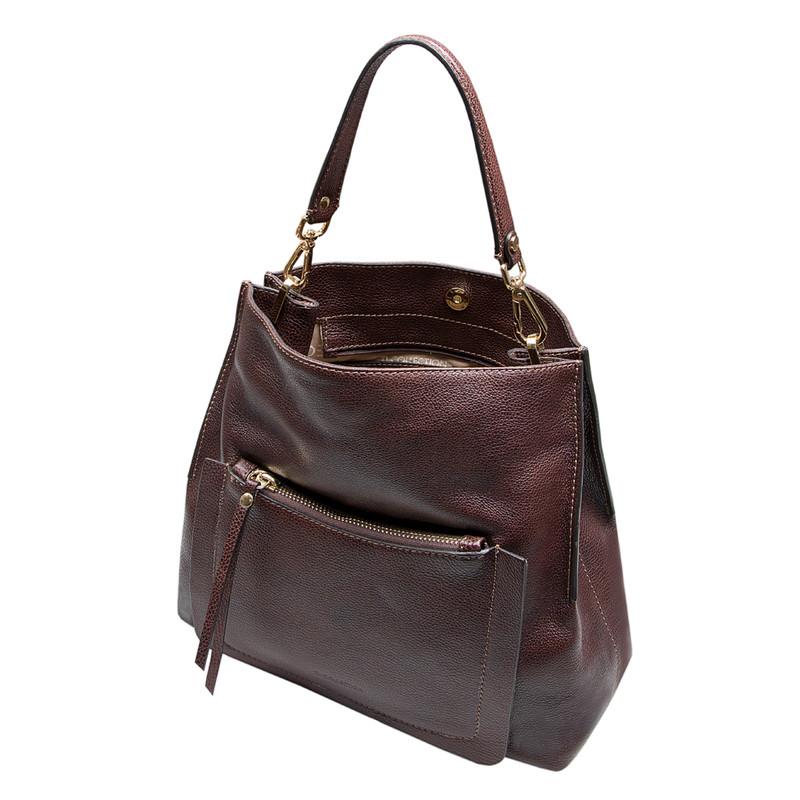 Brown Boho Bag Barcelona YG 5368016 BRA