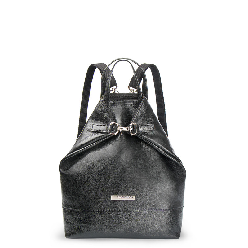 Transformer Cracked-Leather Backpack Torbole YH 8339137 BLP R