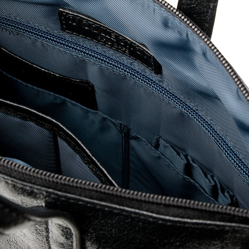Transformer Cracked-Leather Backpack Torbole YH 8339137 BLP R | TJ COLLECTION | Side Image - 3