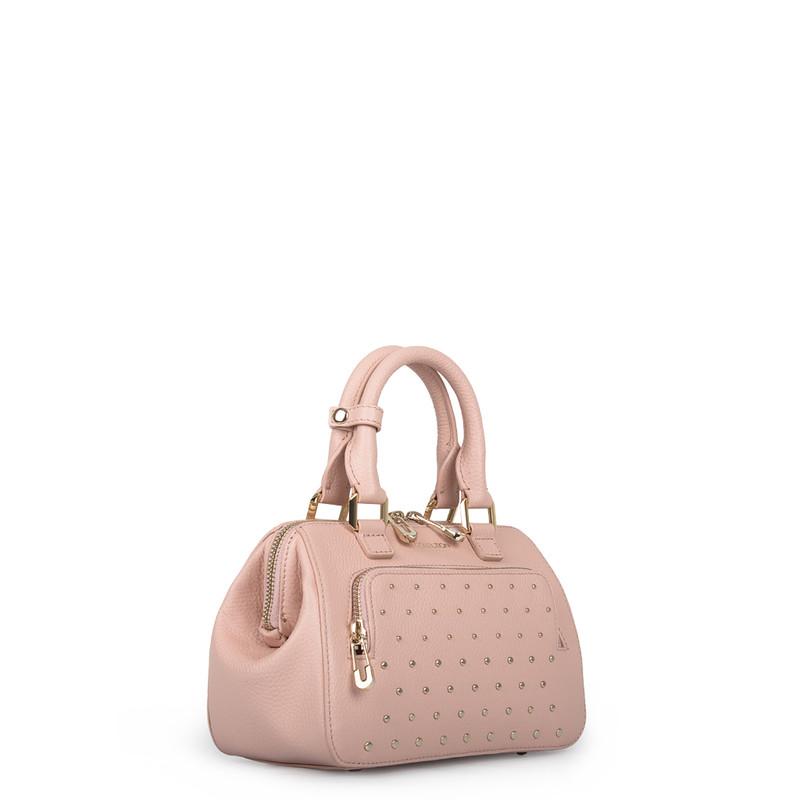 Pink Doctor Bag Mini XT 5149918 PNZ | TJ COLLECTION | Side Image - 1