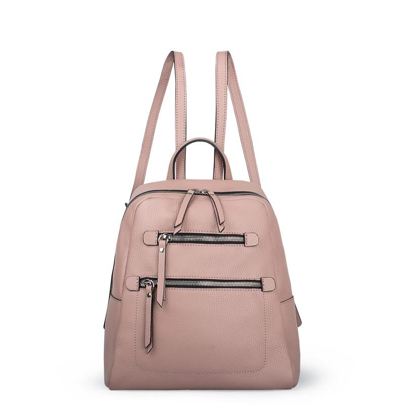 Grained Leather Soho Backpack YG 5320818 PNZ