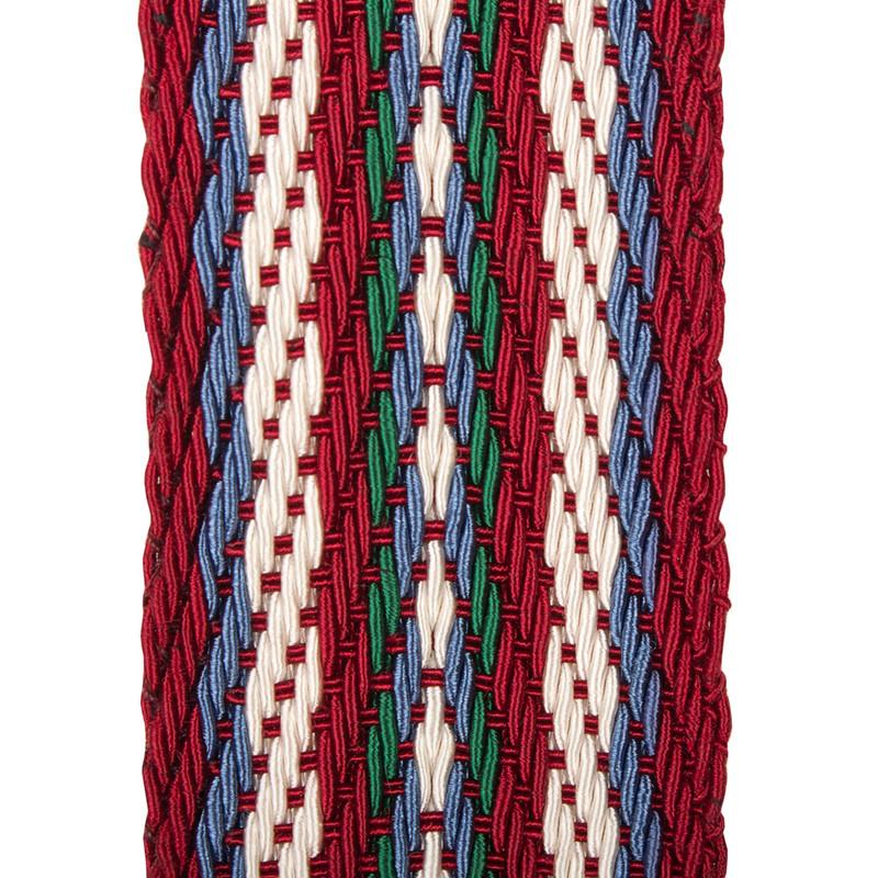 Multicolour Tracolla Bag Strap LC 5050838 RWG | TJ COLLECTION | Side Image - 1