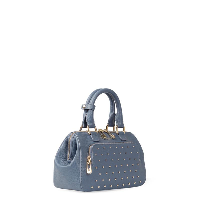 Blue Doctor Bag Mini XT 5149919 BUZ   TJ COLLECTION   Side Image - 1