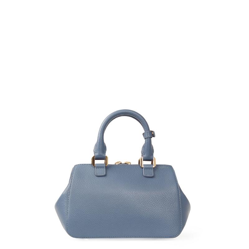 Blue Doctor Bag Mini XT 5149919 BUZ   TJ COLLECTION   Side Image - 2