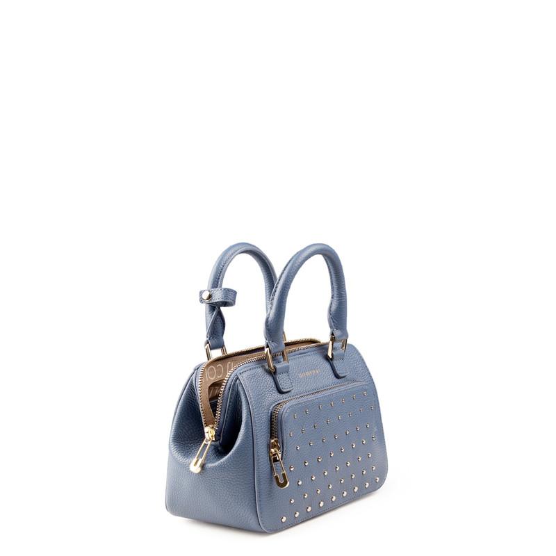 Blue Doctor Bag Mini XT 5149919 BUZ   TJ COLLECTION   Side Image - 3