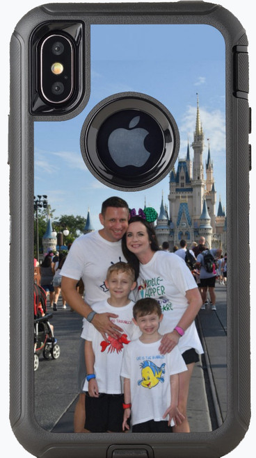 Custom Image OtterBox® Defender Series® Phone Case