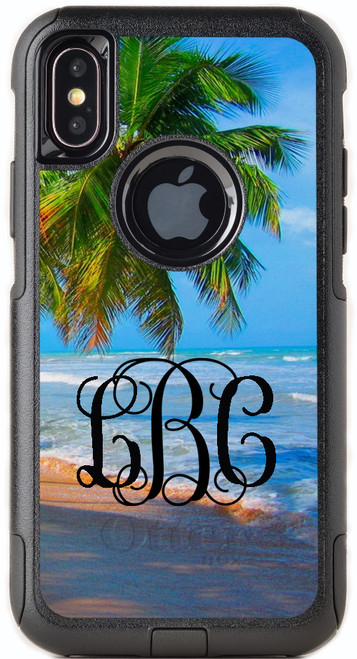 Beach Scene OtterBox® Commuter Series® Phone Case