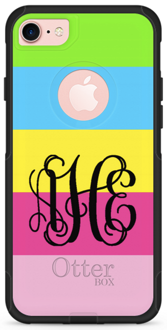 Candy Stripes OtterBox® Commuter Series® Phone Case