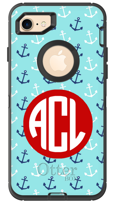 Anchors OtterBox® Defender Series® Phone Case