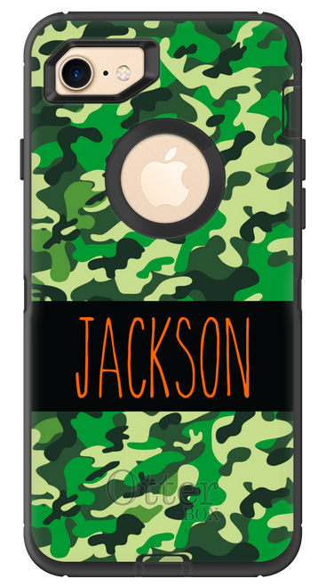 Camo OtterBox® Defender Series® Phone Case