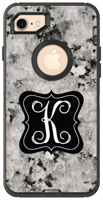 Granite OtterBox® Defender Series® Phone Case
