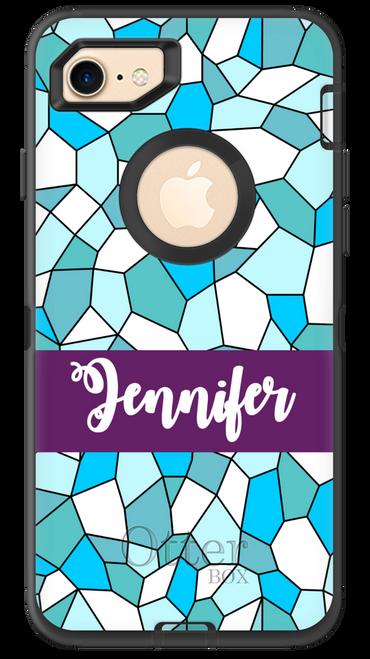Mosaic OtterBox® Defender Series® Phone Case