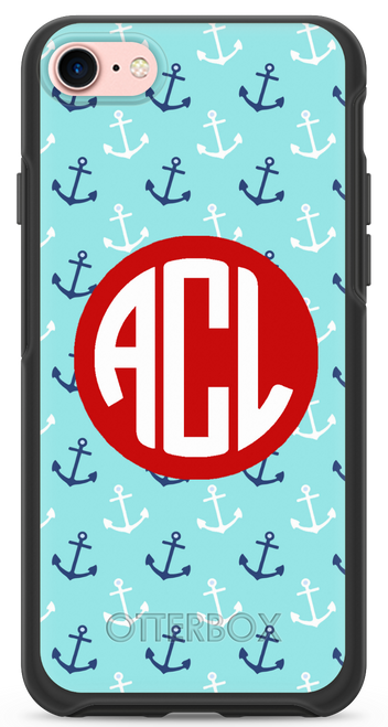 Anchors OtterBox® Symmetry Series® Phone Case