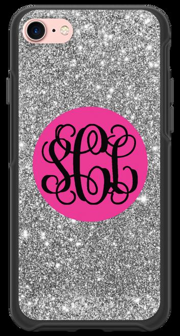 Silver Glitter OtterBox® Symmetry Series® Phone Case