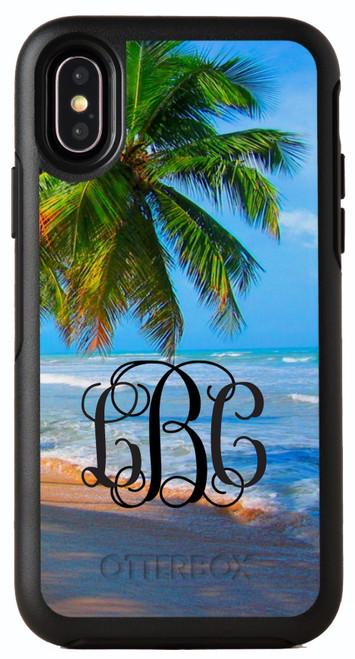 Beach Scene OtterBox® Symmetry Series® Phone Case