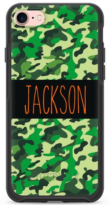 Camo OtterBox® Symmetry Series® Phone Case