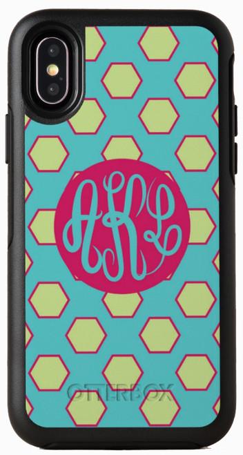 Hexagon Party OtterBox® Symmetry Series® Phone Case
