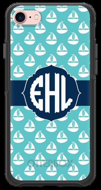 Sailboat OtterBox® Symmetry Series® Phone Case