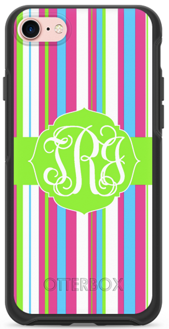 Snazzy Stripes OtterBox® Symmetry Series® Phone Case