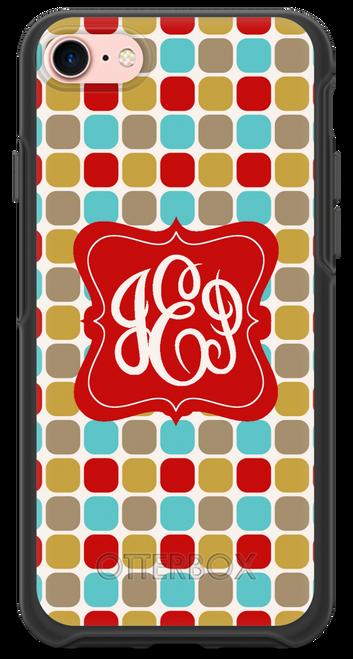 Squares OtterBox® Symmetry Series® Phone Case