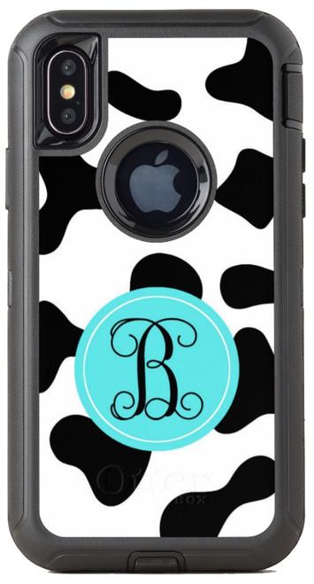 Cow Print OtterBox® Defender Series® Phone Case