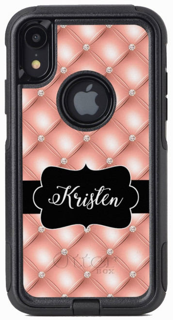 Rose Gold Bling OtterBox® Commuter Series® Phone Case