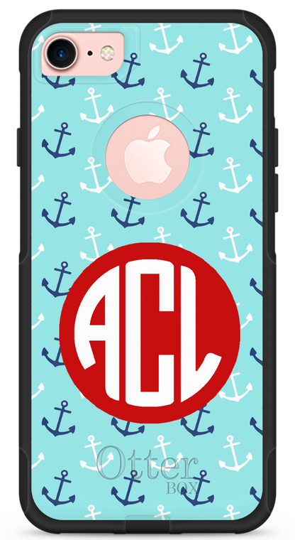 Anchors OtterBox® Commuter Series® Phone Case