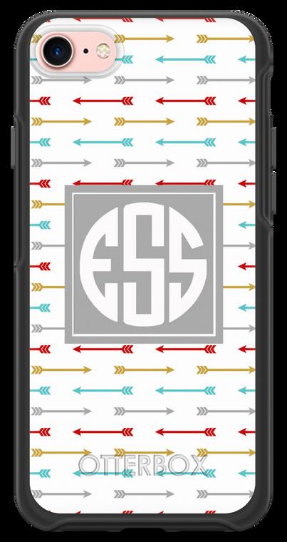 Arrows Multi OtterBox® Symmetry Series® Phone Case