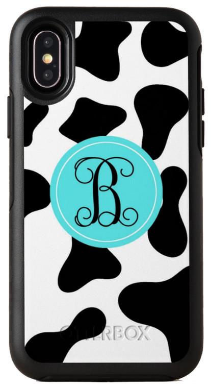 Cow Print OtterBox® Symmetry Series® Phone Case
