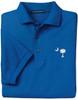 Palmetto Moon Polo Shirt - Mediterranean Blue