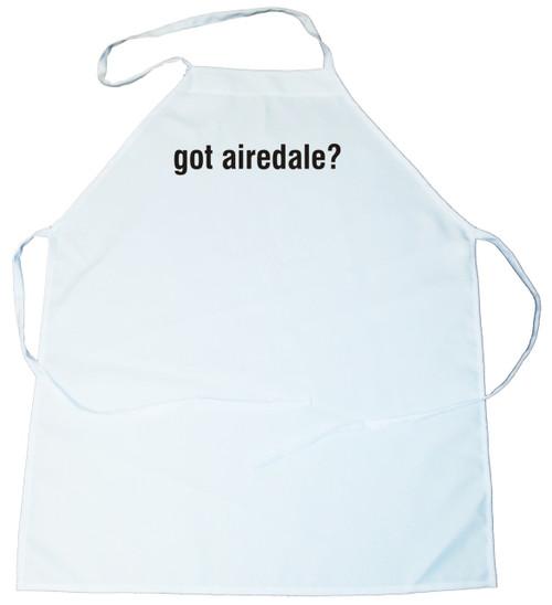 Got Airedale  Apron (100-0003-104)