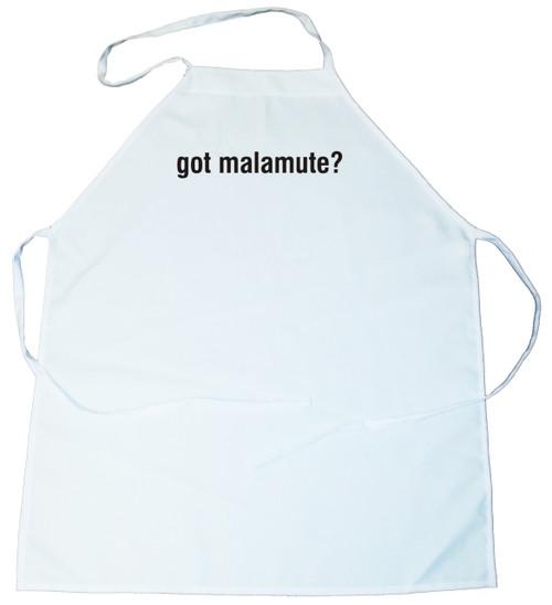 Got Malamute Apron (100-0003-108)