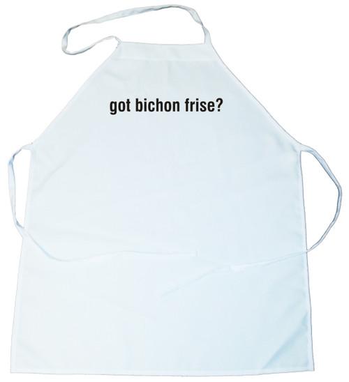 Got Bichon Frise Apron (100-0003-146)