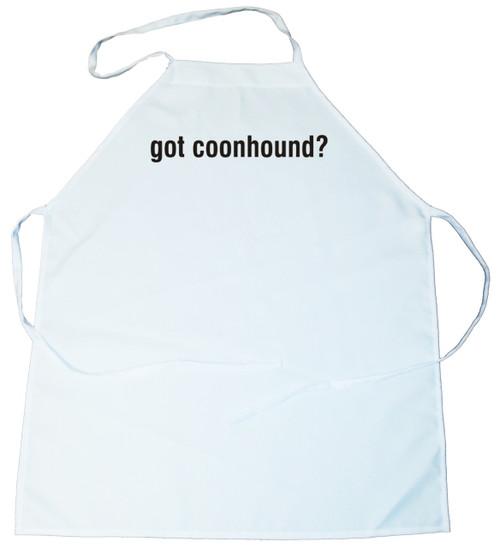 Got Coonhound Apron (100-0003-348)
