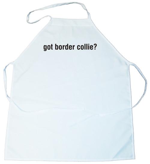 Got Border Collie Apron (100-0003-154)