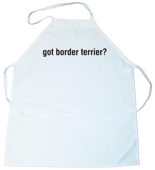 Got Border Terrier Apron (100-0003-156)