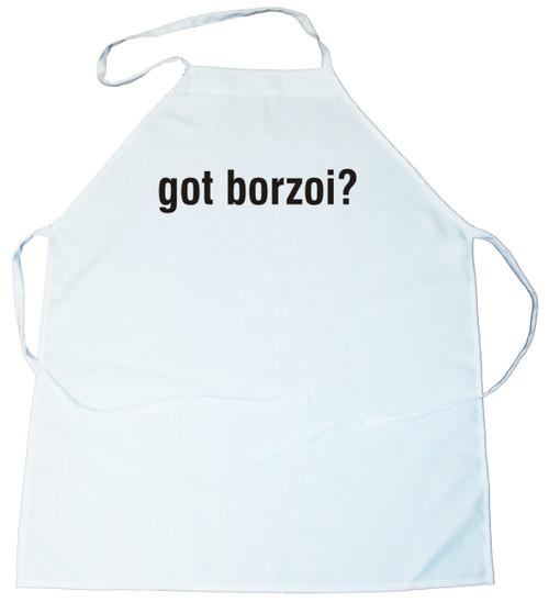Got Borzoi Apron (100-0003-158)