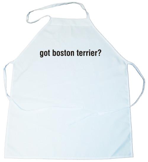 Got Boston Terrier Apron (100-0003-160)