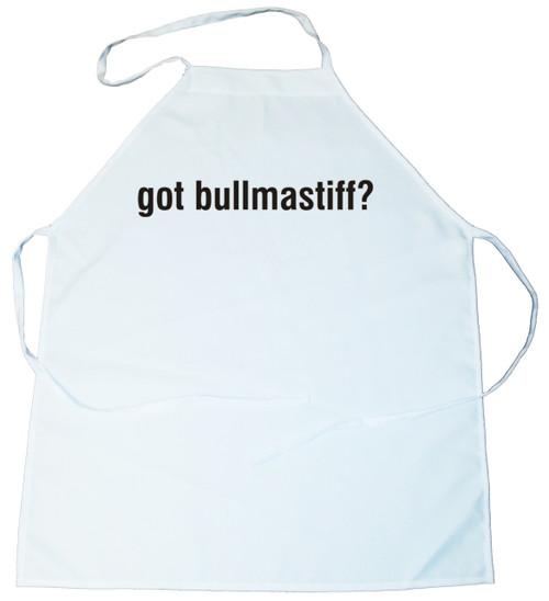 Got Bullmastiff Apron (100-0003-176)