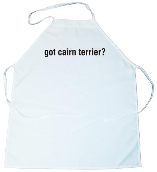 Got Cairn Terrier Apron (100-0003-178)