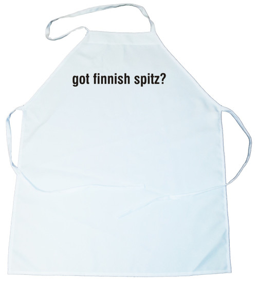 Got Finnish Spitz Apron (100-0003-226)