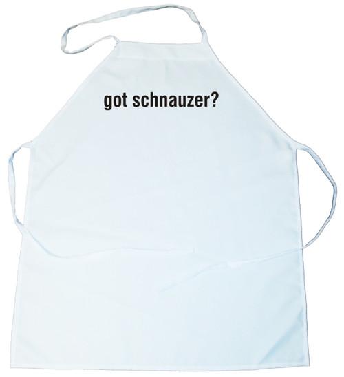 Got Schnauzer Apron (100-0003-388)